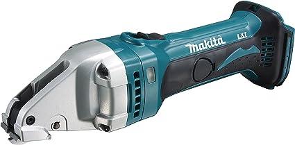 Makita DJS161Y1J Cizalla eléctrica, 0 W, 0 V, Negro, Azul, Plata, SystemKIT mit 1x Akku 1,5 Ah