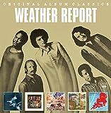 Original Album Classics: Weather Report / Tale Spinnin' / Heavy Weather / Mr. Gone / Weather Report
