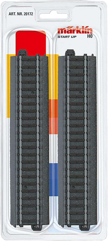 Märklin 1x 24172 171,7 mm C-Gleis Gerade sehr gut gebraucht