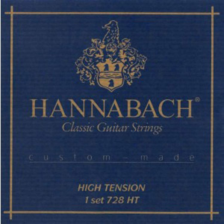 Hannabach 652697.0 - Cuerdas para guitarra clásica