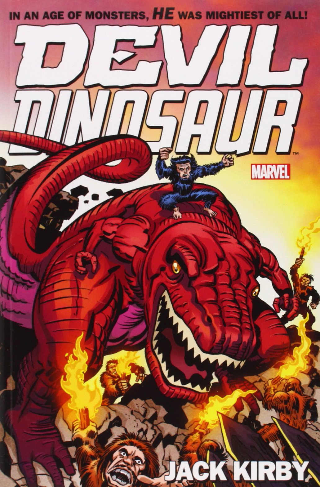 Devil Dinosaur by Jack Kirby: The Complete Collection ebook
