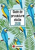 Code de procédure civile 2020 jaquette Perroquet