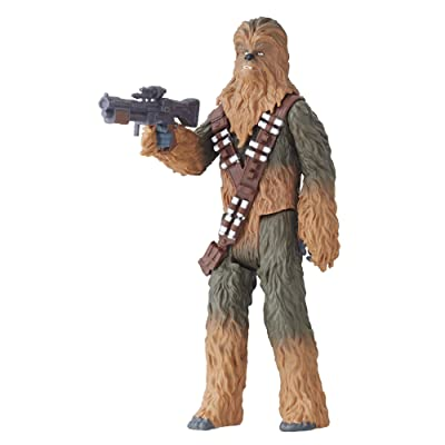 Star Wars Force Link 2.0 Chewbacca Figure: Hasbro: Toys & Games