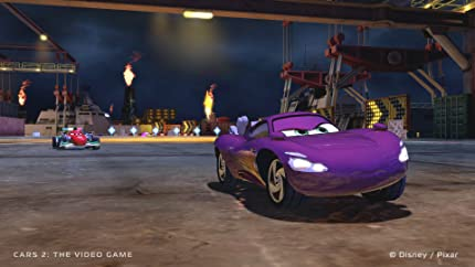 Amazon.com: Cars 2: The Video Game - Playstation 3: Video Games