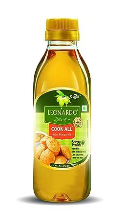 Leonardo Pomace Olive Oil, 500ml