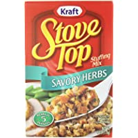 12-Pack Kraft Stove Top Stuffing Mix