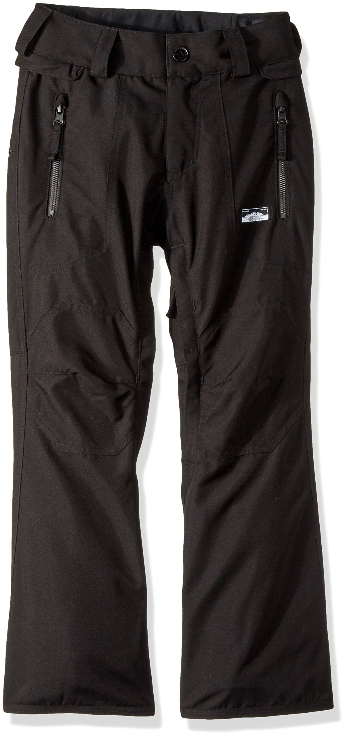 Volcom Boys' Big Datura Pant, Black, XL by Volcom (Image #1)