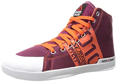 Reebok Women's Crossfit Lite TR Training Shoe, Flux Orange/Porcelain/Rebel  Berry,