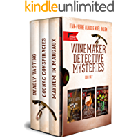 Winemaker Detective Mysteries Box Set: Deadly Tasting, Cognac Conspiracies, Mayhem in Margaux (The Winemaker Detective Series)