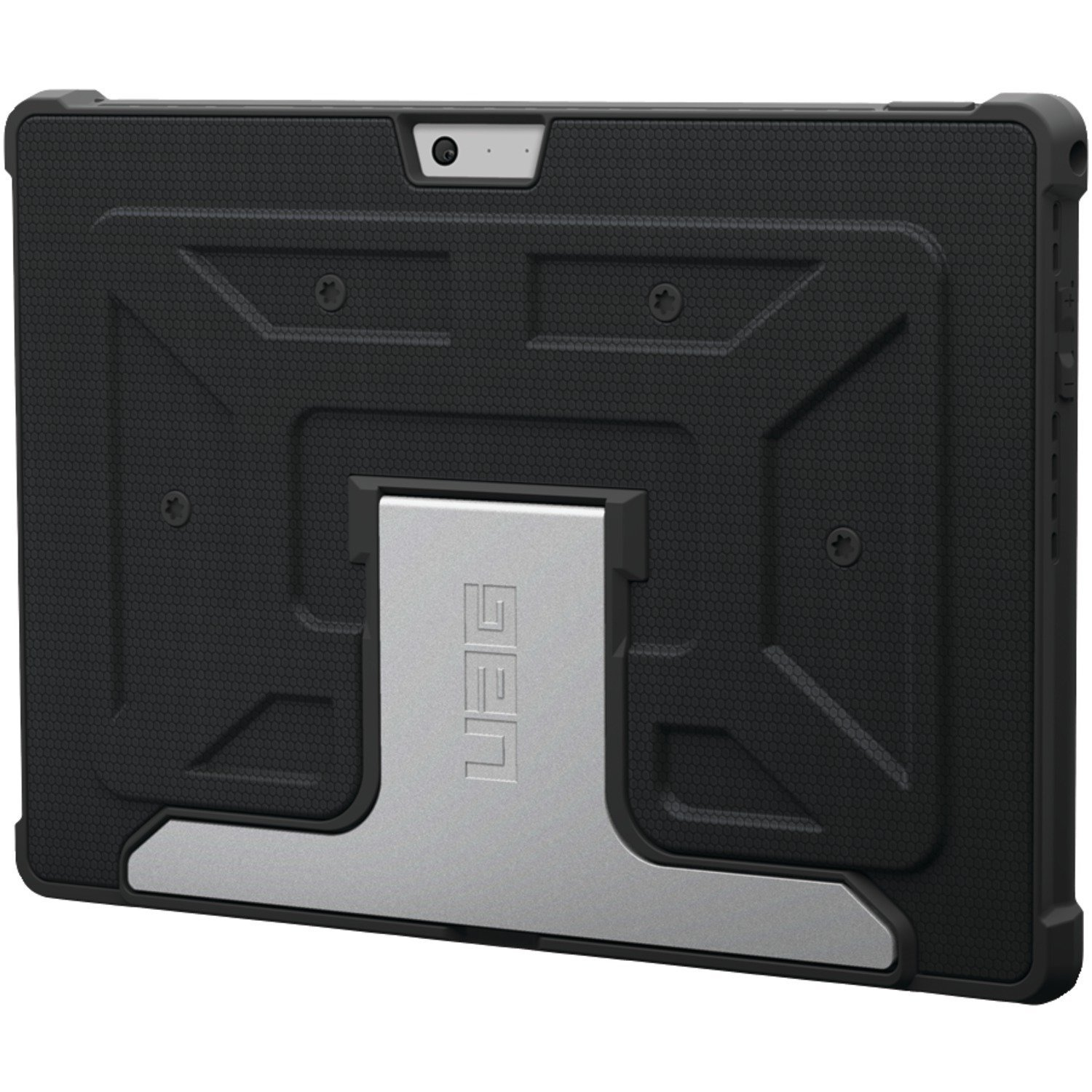 Top 10 microsoft surface pro 3 cases covers best microsoft surface pro - Amazon Com Uag Microsoft Surface Pro 3 Feather Light Composite Black Aluminum Stand Military Drop Tested Case Computers Accessories