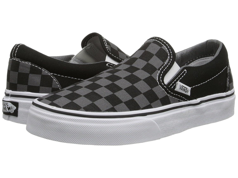 Vans AUTHENTIC, Unisex-Erwachsene Pewter Sneakers Schwarz/Grau (schwarz Pewter Unisex-Erwachsene Grau Checkerboard) bac0e5
