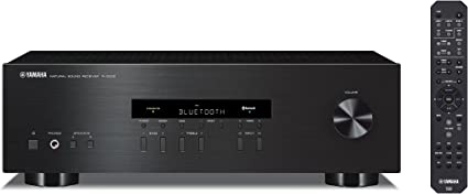 Yamaha R-S202BL Stereo Receiver with Bluetooth