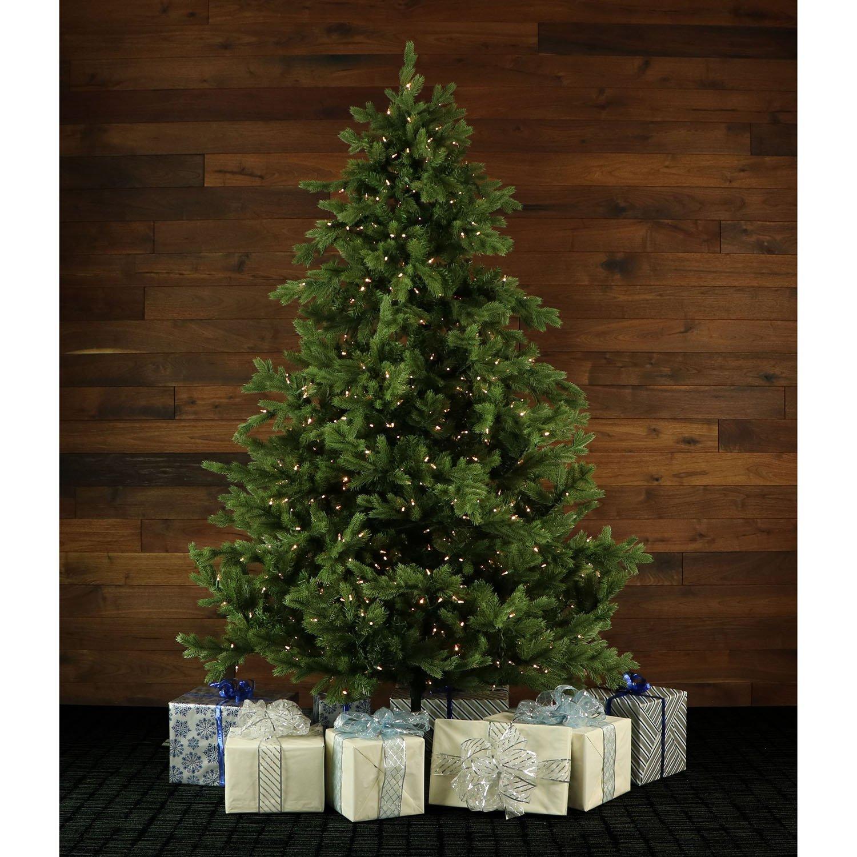 Amazoncom Fraser Hill Farm Fffx075 3Gr Foxtail Pine Artificial Christmas Tree