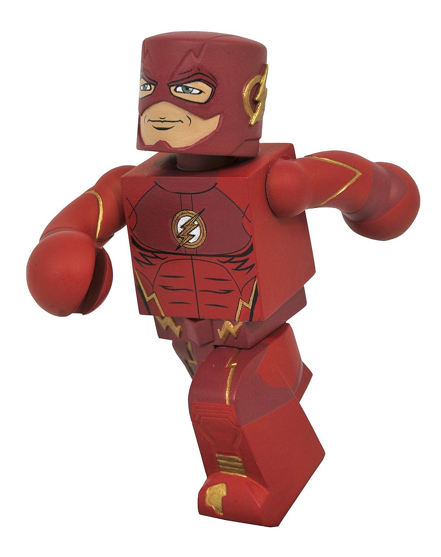 DIAMOND SELECT TOYS DC Vinimates The Flash TV Series Flash Vinyl Figure Diamond Comic Distributors AUG172649