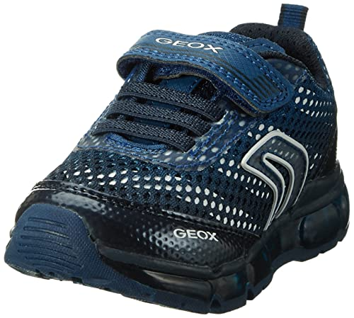 Geox Boys  J Android B Low-Top Sneakers  Amazon.co.uk  Shoes   Bags eb4546d81a2