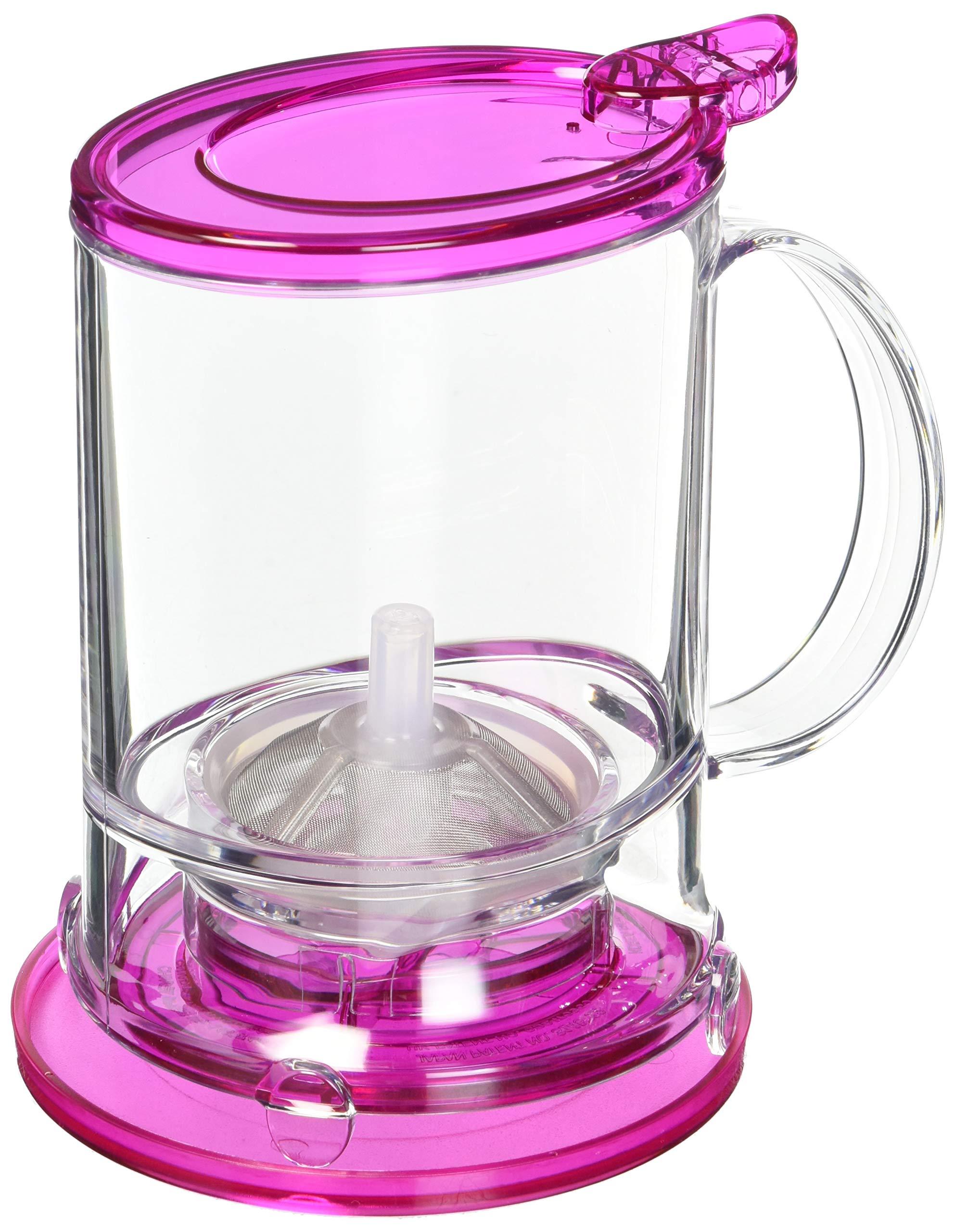 Teavana Perfectea Maker, Pink, 16 Ounces
