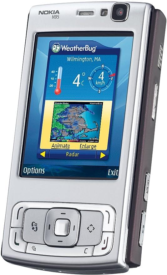 co Nokia 0037155 Electronics N95 Amazon uk