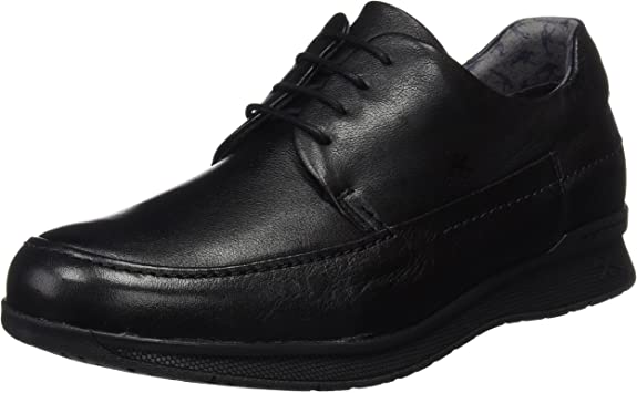 TALLA 43 EU. Fluchos Tauro, Zapatos de Cordones Derby Hombre