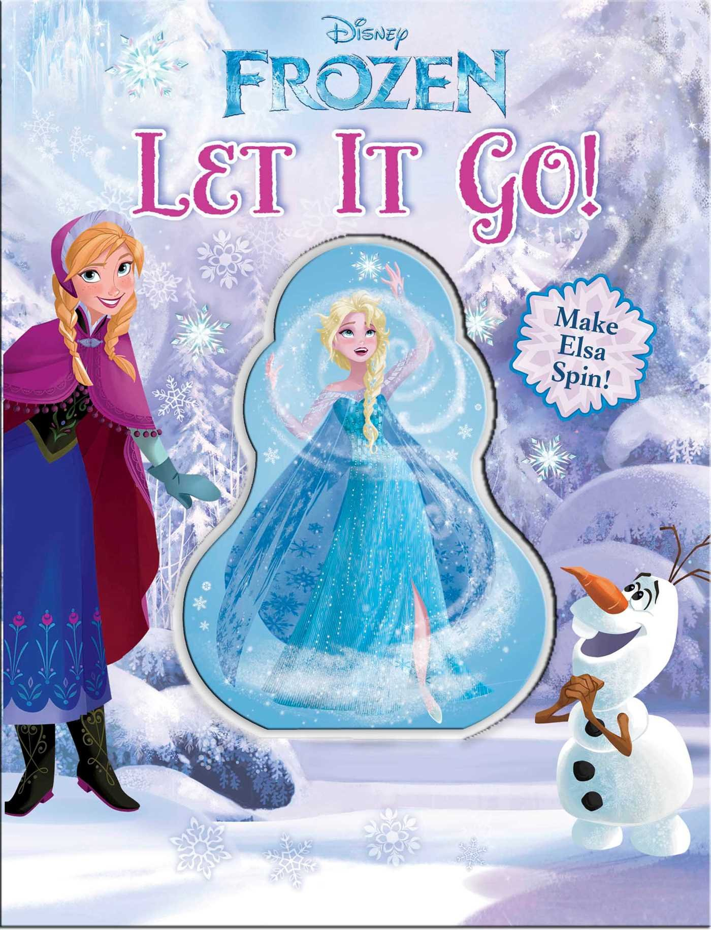 Disney Frozen Let Go
