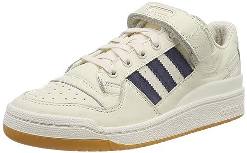Adidas Forum Lo, Zapatillas de Deporte para Hombre, Blanco (Blatiz/Azutra/Gum1 000), 41 1/3 EU
