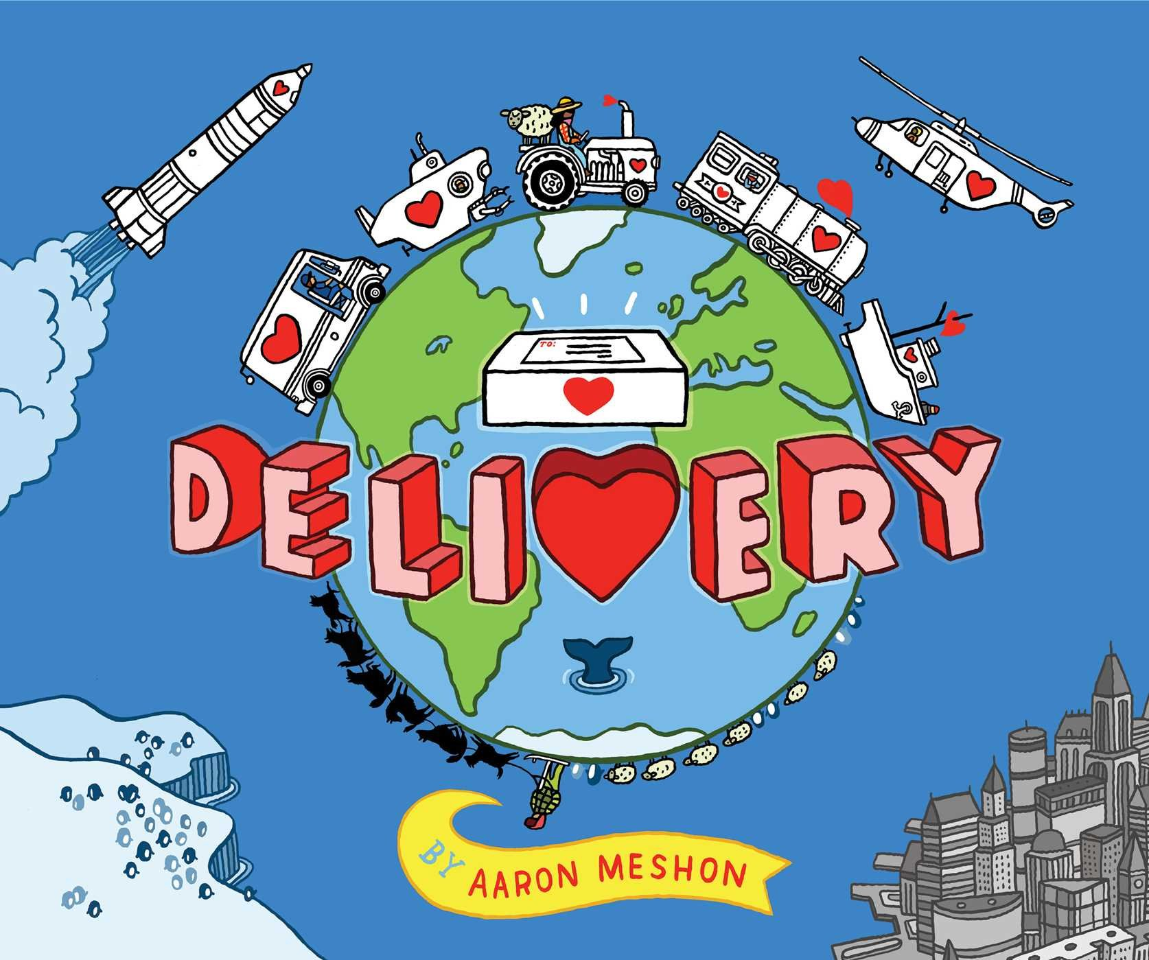 Delivery Aaron Meshon