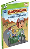 LeapFrog Tag Activity Storybook Handy Manny's Motorcycle Adventure