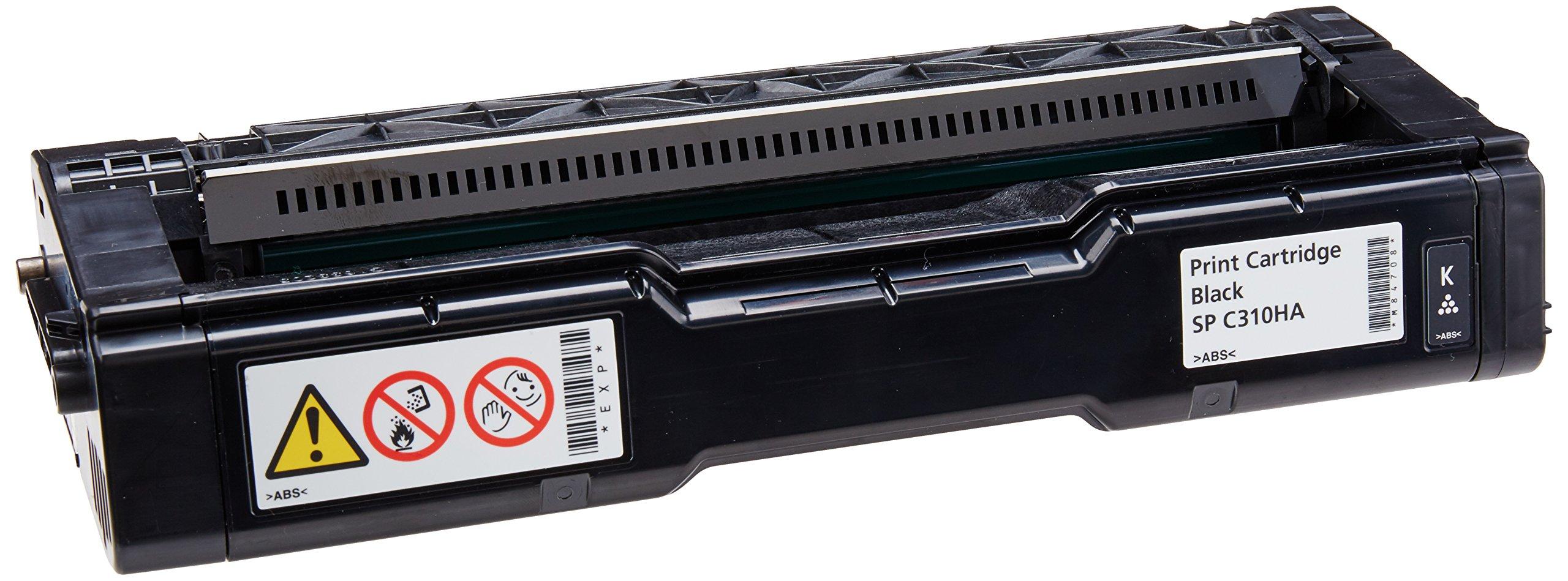 Toner Original RICOH 406475 Black Print SP C310HA