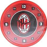 AC Milan Horloge murale - Bullseye