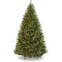 Best Choice Products 6ft Pre-Lit Hinged Douglas Full Fir Artificial Christmas Tree Holiday Decoration w/ 1,355 Branch…