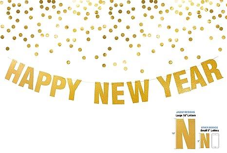 Happy New Year Orange 42