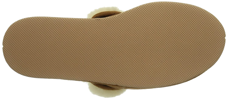 Kitz-Pichler Pala Braun) Damen Ungefüttert Pantoffeln Hausschuhe Braun (0001 Braun) Pala edb438