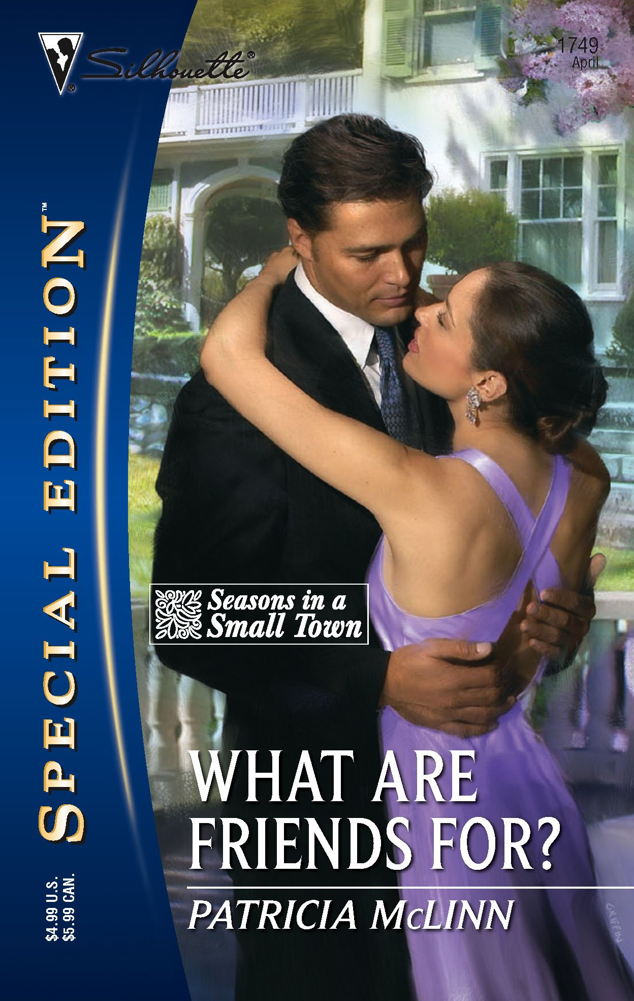 What Are Friends For? (Seasons In A Small Town) PDF