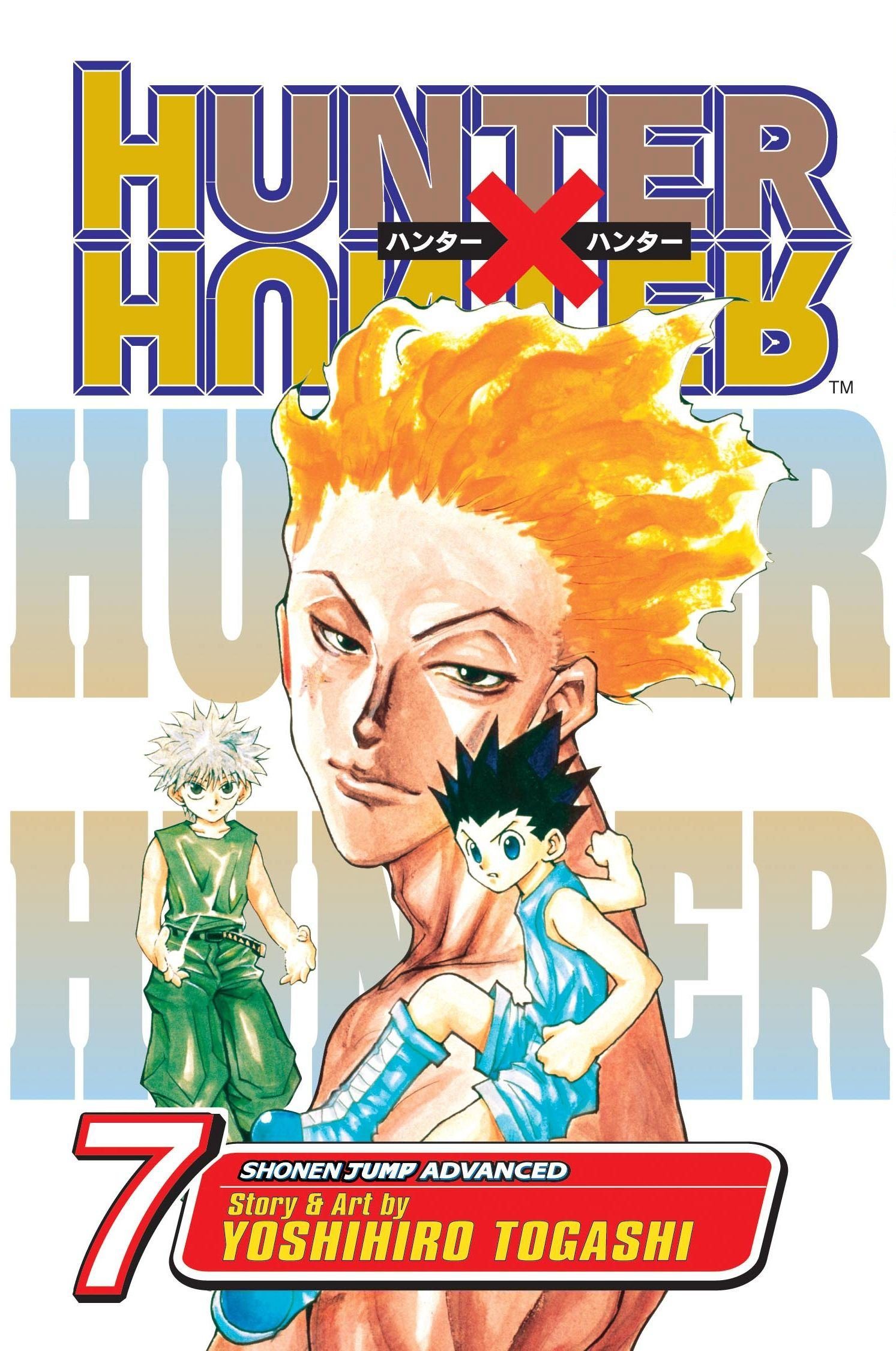 Download Hunter X Hunter, Vol. 7 pdf
