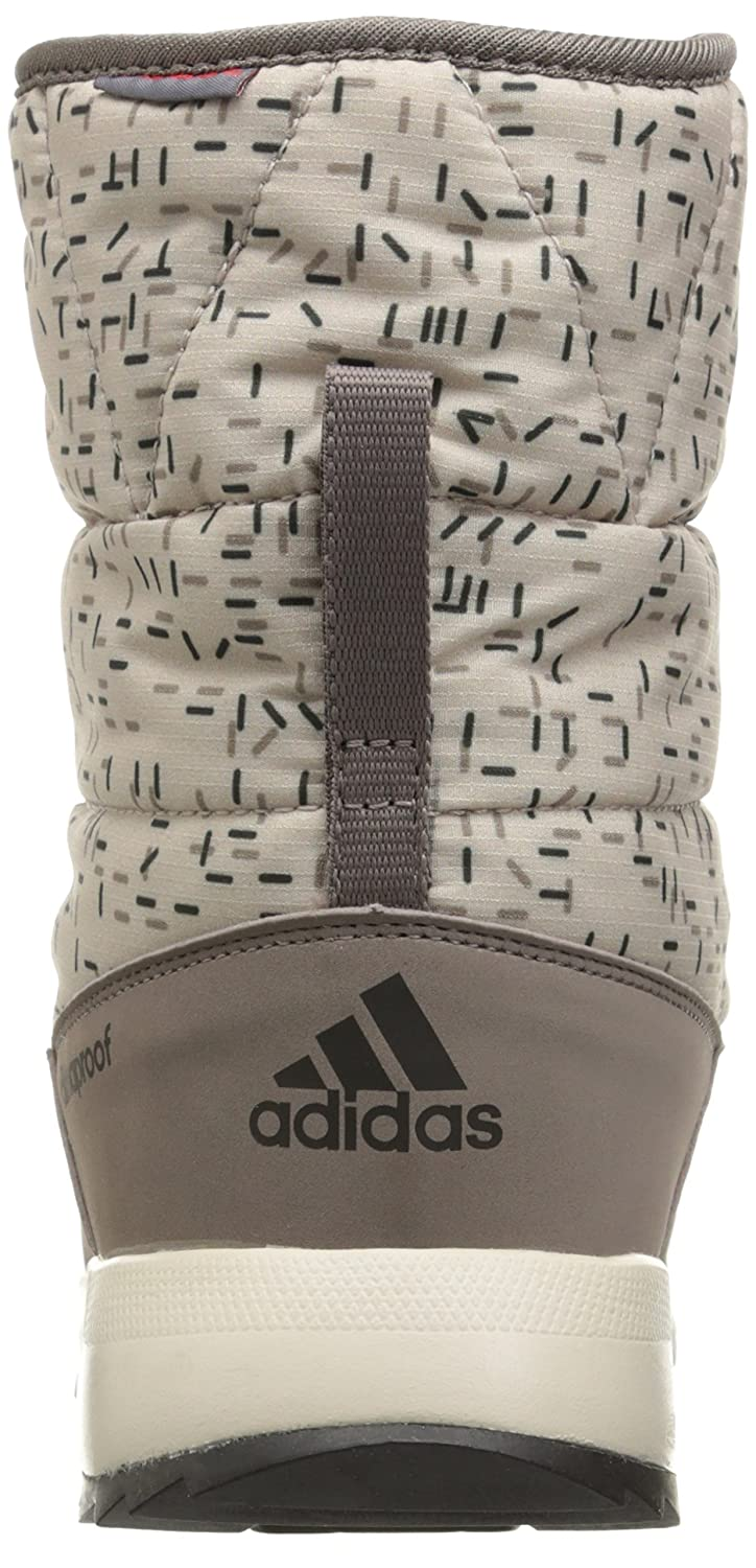 adidas outdoor Women's CW Choleah Insulated CP Snow Boot B018WSWYYQ 7.5 B(M) US|Tech Earth/Vapour Grey/Clear Brown