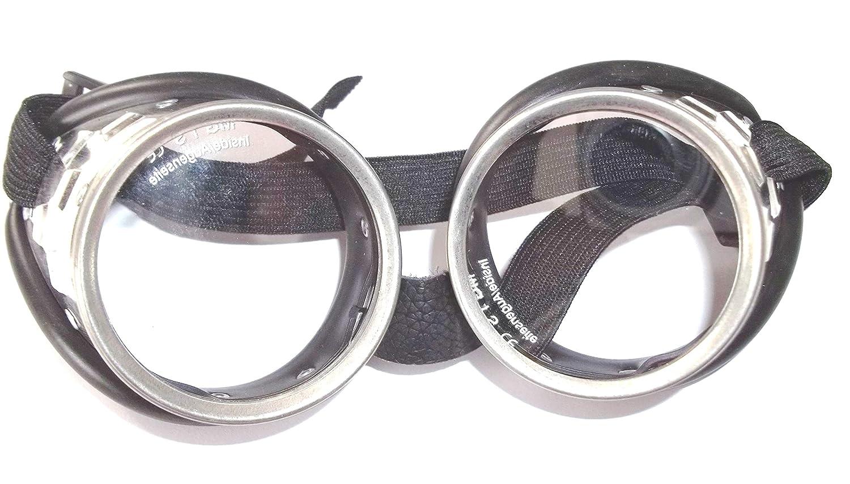 Schraubringbrille mit klaren Sicherheitsglä sern Steinert Schweißtechnik