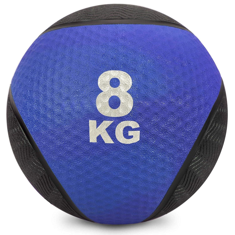 C.P. Sports Balón medicinal goma: Amazon.es: Deportes y aire libre