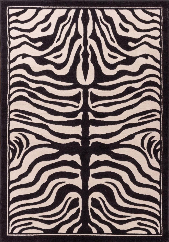 amazoncom zebra print rug area rugs 5x8 zebra rugs large 5x7 zebra rugs for living room animal print rugs medium kitchen u0026 dining - 5x7 Area Rugs