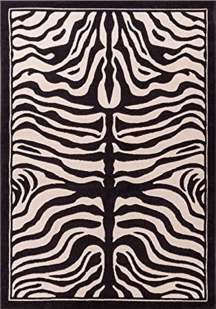 Zebra Print Rug Contemporary Area Rugs 5x8 Zebra Rugs Large 5x7 Zebra Rugs  for Living Room