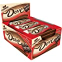 18-Pack Dove 100 Calories Dark Chocolate Candy Bar