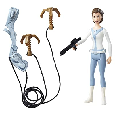 Star Wars Rebels Princess Leia Organa Figure: Toys & Games