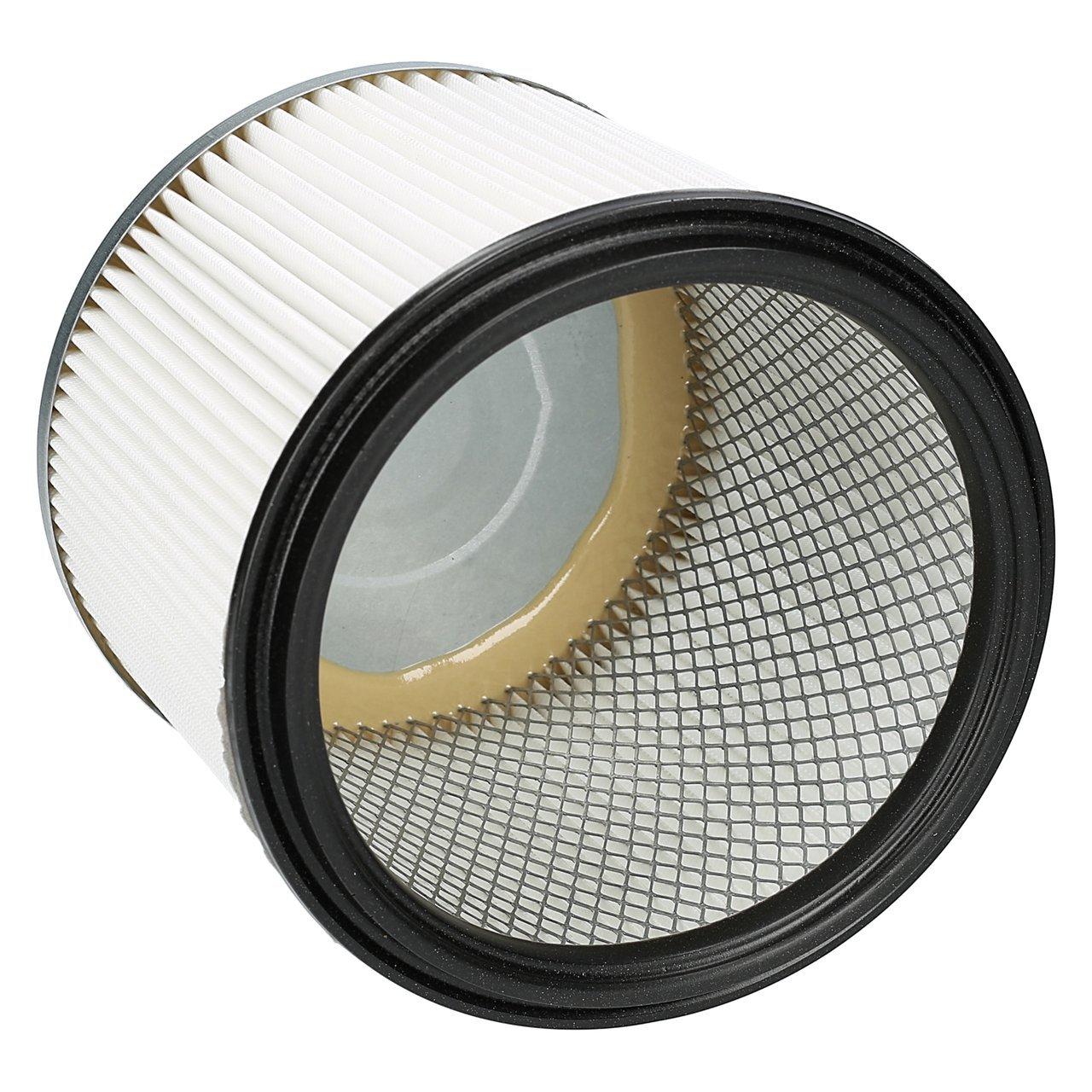Wessper Cartouche filtrante pour Einhell TE-VC 2230 SA Pour usage humide et sec