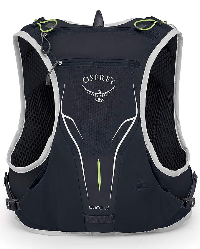 82141cdbbd Amazon.com: Osprey Packs Duro 1.5 Running Hydration Vest: Sports & Outdoors