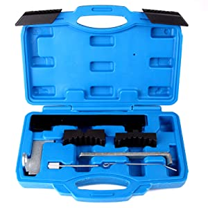 AURELIO TECH OATTK1613XC 16V 1.6 1.8 Camshaft Tensioning Locking Alignment Timing Tool Kit Compatible with Chevrolet Alfa Romeo