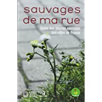 Sauvages de ma rue. Guide des plantes sauvages des villes de France