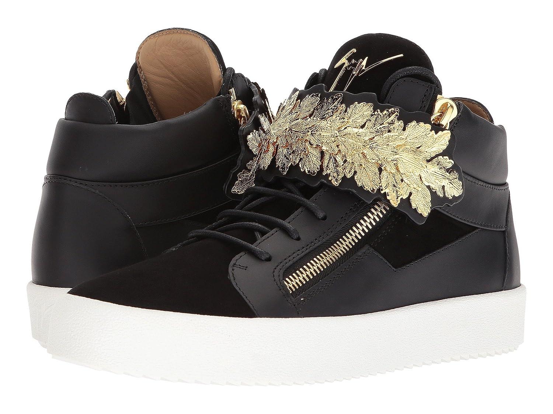 [ジュゼッペザノッティ] メンズ スニーカー May London Crown Mid Top Sneaker [並行輸入品] B07D73VGZD