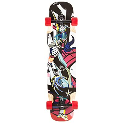 'Area Freeride/Freestyle Longboard Typhoon ""