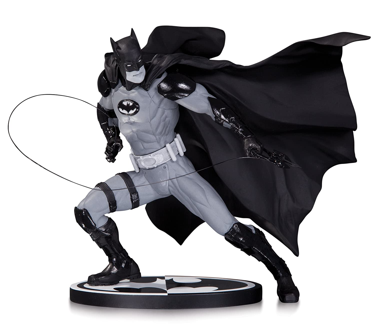 DC Collectibles Batman Black And White By Ivan Reis Statue Statues