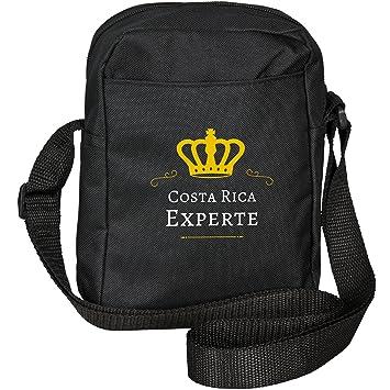 Bolso bandolera de Costa Rica experto colour negro
