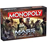 Monopoly Mass Effect Monopoly Board Game