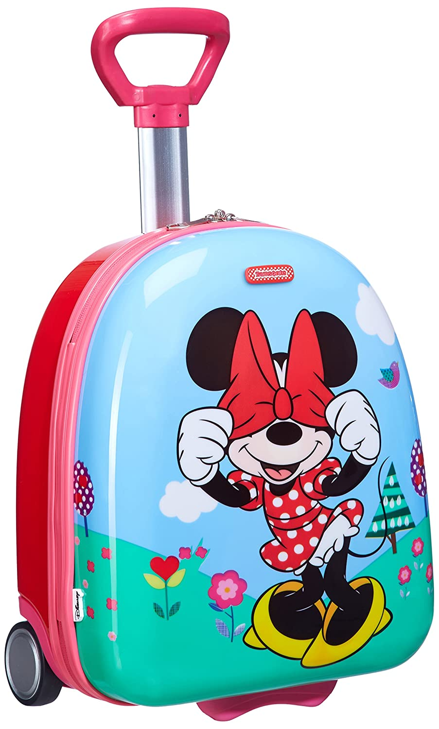Disney by Samsonite Kindergepäck Disney Wonder Hard Upright 45/16 21.5 Liters Mehrfarbig (Minnie Floral) 63597-4405
